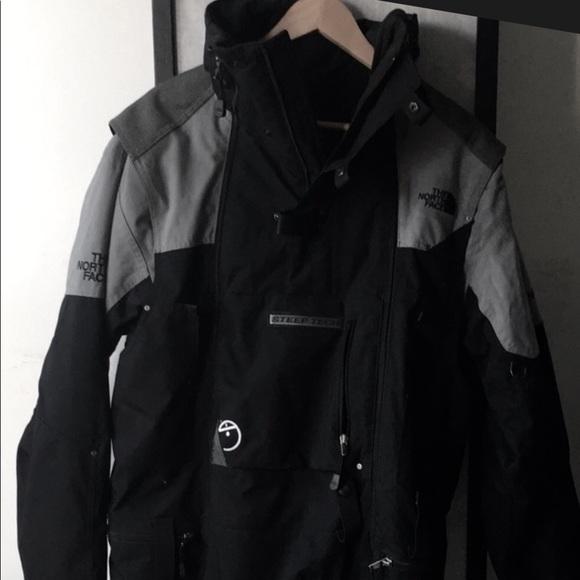 ... the north face steep tech winter jacket. M 5bbea5b49264af804fda542b 838eb6108